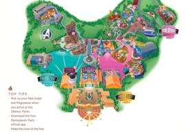 "Walt Disney Studios Park's Studio Tram Tour to Become ""Cars Route 66"" in Summer 2020"