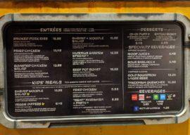 Docking Bay 7 Food and Cargo Menu at Disney's Hollywood Studios Deemphasizes Star Wars-Themed Names