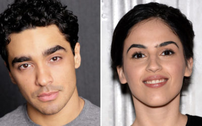 "E.J. Bonilla, Leem Lubany Join Cast of FX's ""The Old Man"""