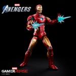 "Hasbro Gives Sneak Peek at Upcoming Figures Based on ""Marvel's Avengers"" Game"