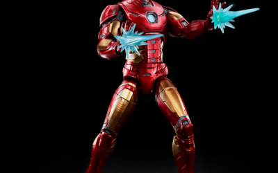 "Hasbro Gives Sneak Peek at Upcoming Figures Based on ""Marvel's Avengers"" Game"