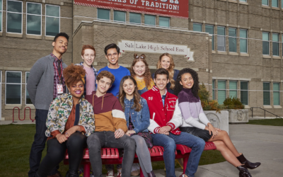"""Casting a """"High School Musical"""" for a New Generation: Behind the Scenes of """"High School Musical: The Musical: The Series"""""""