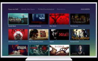 """Hulu Celebrates the Spooky Season with Annual """"Huluween"""""""