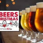"Iron Chef Masaharu Morimoto Presents Second Annual ""12 Beers of Christmas"" at Morimoto Asia"