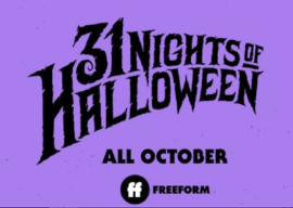 "Laughing Place Presents Freeform's ""31 Nights of Halloween"""