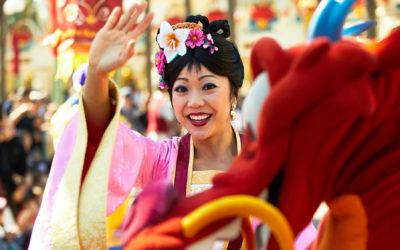 Lunar New Year Celebration - Disney California Adventure