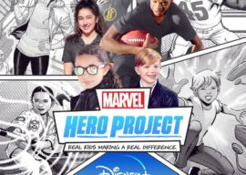 "Marvel Drops Official Trailer for Disney+ Series ""Marvel's Hero Project"""