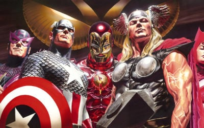 Marvel Reveals New York Comic-Con Merchandise and Collectibles