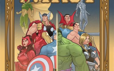 """""""Marvel's Pull List"""" Teases """"Avengers/Defenders: Tarot #1,"""" """"Iron Man 2020"""" and More Titles Coming in January"""