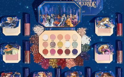 Midnight Masquerade Series by ColourPop Celebrates Eight Disney Ladies