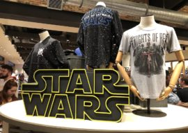 New Star Wars Merchandise Lands at World of Disney For Triple Force Friday