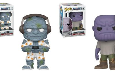 "New Wave of ""Avengers: Endgame"" Funko Pop! Figures Coming Soon"