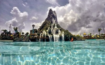New York Man Files Lawsuit Claiming He Suffered a Neck Injury at Universal's Volcano Bay
