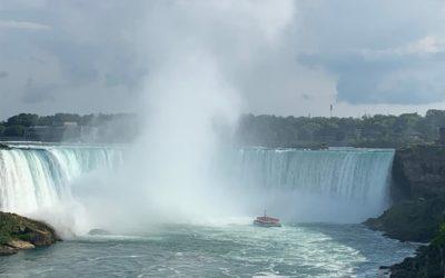 Niagara Falls and Walt Disney: What If...