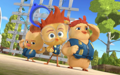Production Has Begun on Disney Junior's 'The Chicken Squad""