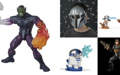 Hasbro Reveals New Star Wars and Marvel Collectibles at European Comic-Cons