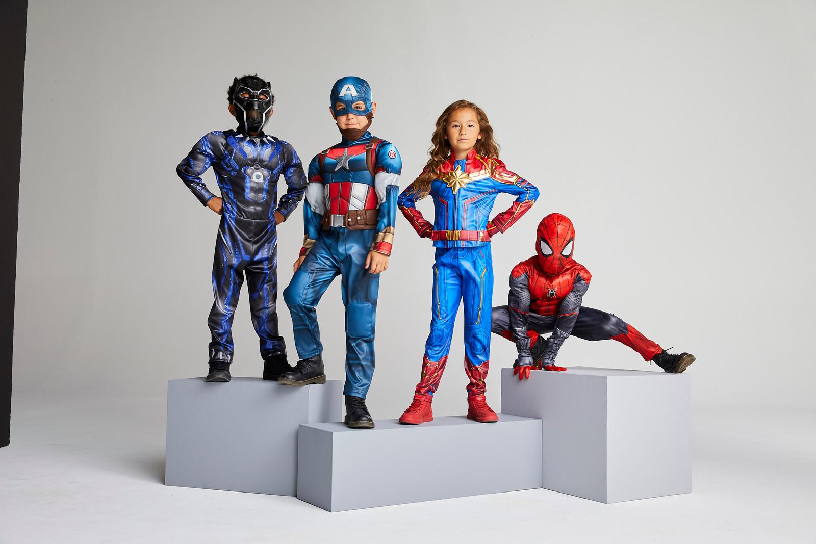 Marvel Costume Assortment