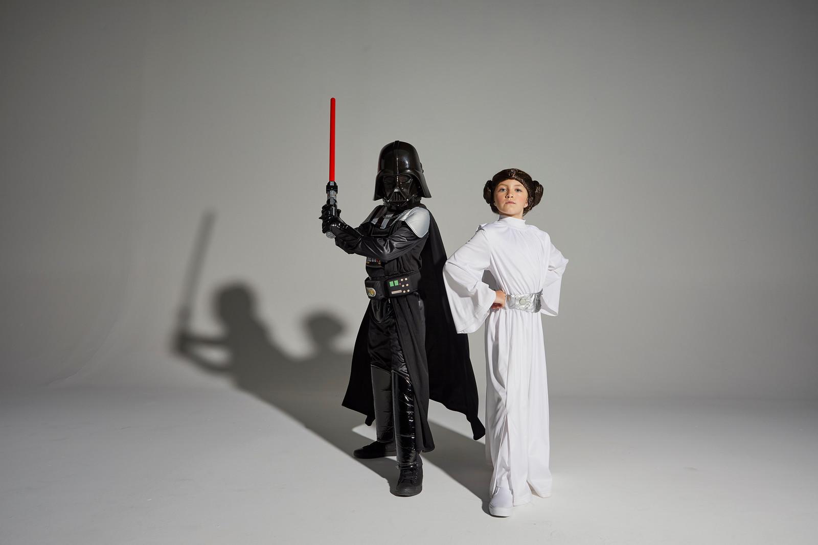 Star Wars Costume Assortment