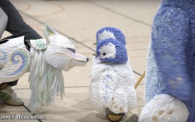Sneak Peek of Disney's Animal Kingdom's Merry Menagerie Released