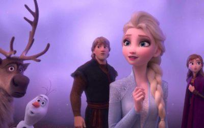 "Special Sneak Peek at ""Frozen 2"" Coming to Disney Parks, Disney Cruise Line"