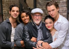 "Steven Spielberg Shares Thoughts, Images Upon Wrap of Fox's ""West Side Story"" Remake"