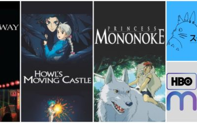 Studio Ghibli Films to Make Streaming Debut on HBO Max