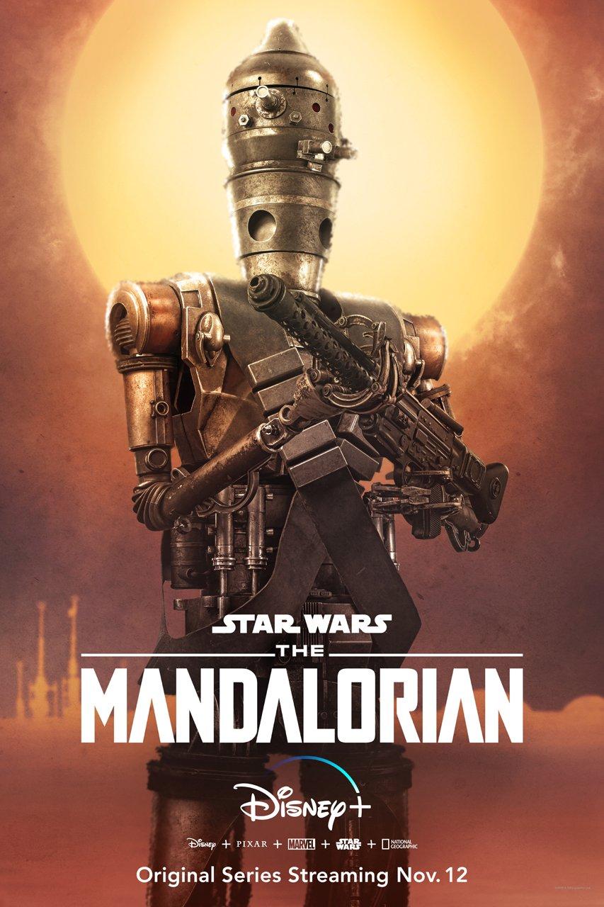 Mandalorian Serie