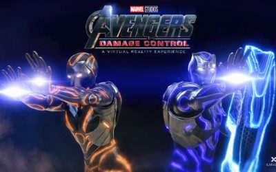 "VR Review - ""Avengers: Damage Control"" at The VOID"