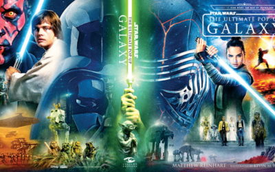 "Book Review - ""Star Wars: The Ultimate Pop-Up Galaxy"""