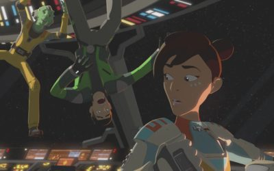 "TV Recap: ""Star Wars Resistance"" Season 2, Episode 1 - ""Into the Unknown"""
