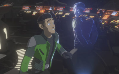 "TV Recap: ""Star Wars Resistance"" Season 2, Episode 2 - ""A Quick Salvage Run"""