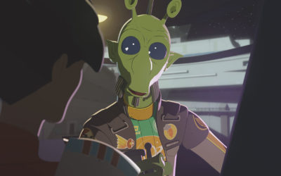"TV Recap: ""Star Wars Resistance"" Season 2, Episode 3 - ""Live Fire"""