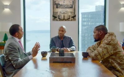 "TV Review - ""The Boardroom: Free Agent Frenzy with Kevin Durant & Stephen A. Smith"" on ESPN+"