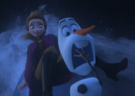 "TV Spots Revealed for ""Frozen 2"" Opening November 22nd"