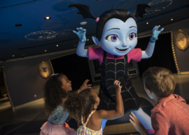 Vampirina and Fancy Nancy Join the Youth Activity Fun Aboard Disney Cruise Line