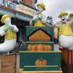 Video/Photos: Halloween Season 2019 Arrives at Disneyland Paris with Shows, Decorations Aplenty