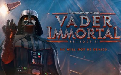 "VR Review - ""Star Wars: Vader Immortal"" Episodes I and II"