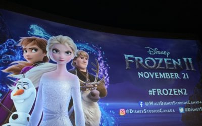 "Into the Unknown: A ""Frozen II"" D23 Event"