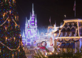 ABC, Disney Channel to Host Three Disney Parks Holiday Specials