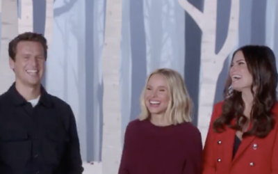 "Celebrate Friendsgiving With the Cast of ""Frozen 2"""