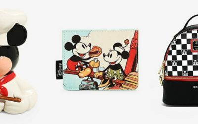 Celebrate Mickey's 91st Birthday with Savings at BoxLunch