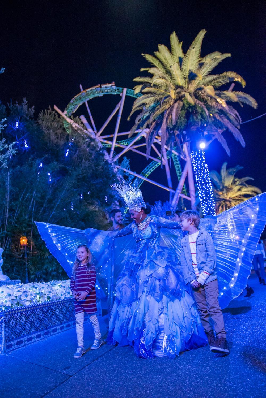 Busch Gardens Tampa Bay's Christmas Town