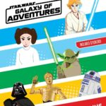 """Children's Books Review - """"Star Wars: Galaxy of Adventures - Heroes and Villains"""" and """"Star Wars: Creatures Big & Small"""""""