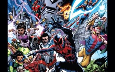 "Comic Review - ""2099 Alpha #1"""