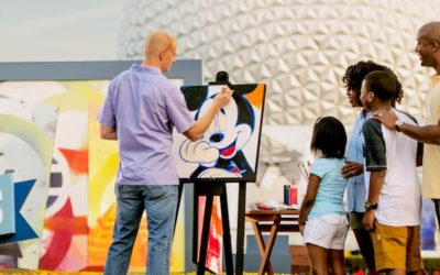 Details Revealed for Epcot International Festival of the Arts Workshops, Disney on Broadway Concert Series