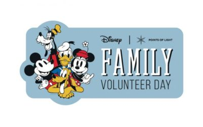Disney Resorts to Host Family Volunteer Day Projects and Special Events