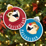 Disney Reveals Winter Annual Passholder Magnet Set Featuring Chip 'n' Dale