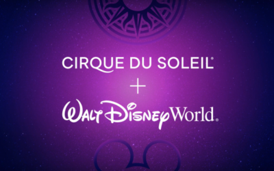 Disney Shares Behind the Scenes Look at New Cirque du Soleil Show Coming to Disney Springs
