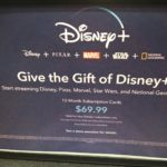 Disney+ Subscription Cards Now Available at Disney Stores, Disney Parks Locations