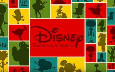 Disney Television Animation Celebrates 35-Year Anniversary
